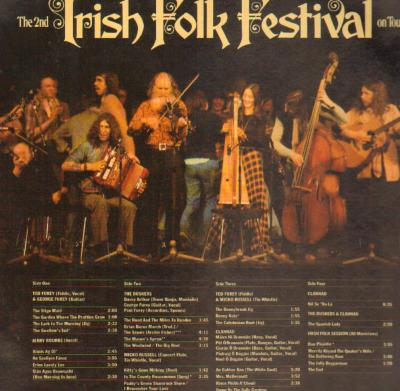 IFF 1975 LP Cover Back