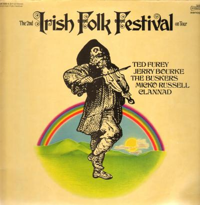 IFF 1975 LP Cover