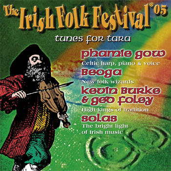 IFF CD 2005 Cover